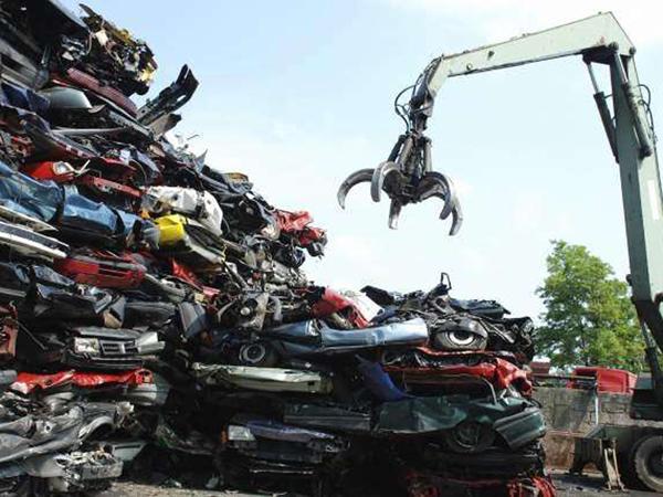 Achat d'autos pour la férraille